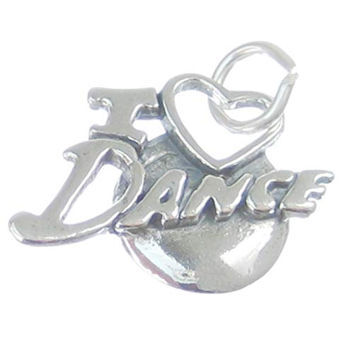 love dance chain gift for break dancer