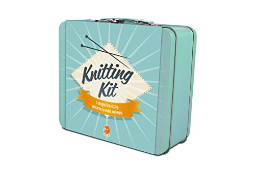 Knitting Kit Gift Tin 3...