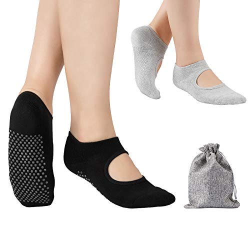 Tusscle Chaussettes Yoga,...