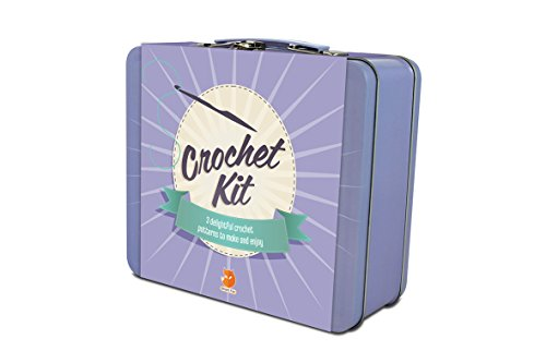 Crochet Kit Gift Tin 3...