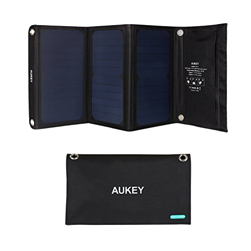 AUKEY Chargeur Solaire...