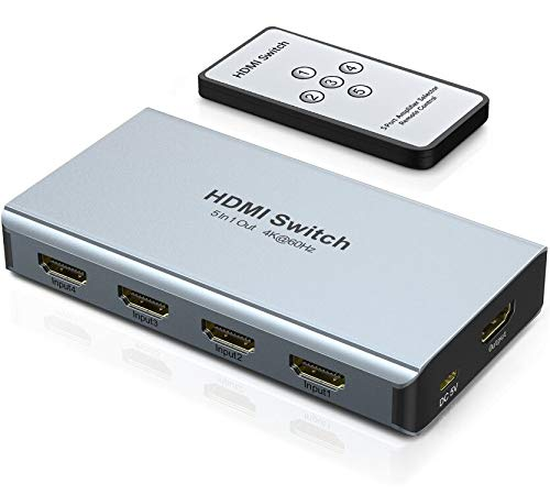 5x1 HDCP 2.2 HDMI Switch...