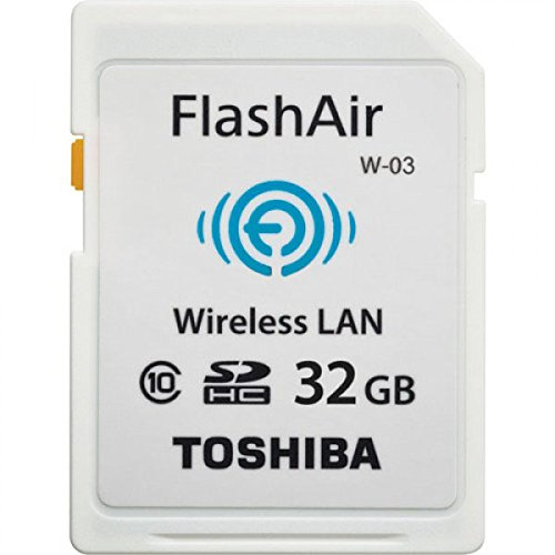 Toshiba FlashAir W-03...