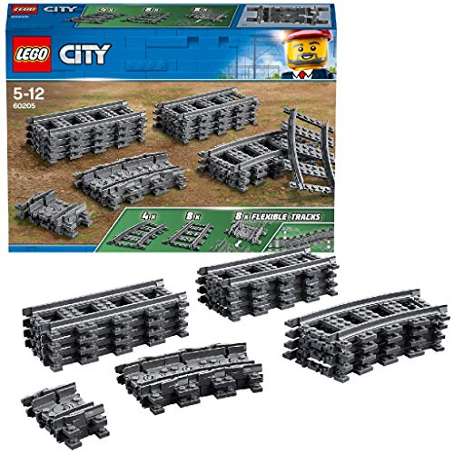 LEGO City - Pack de rails...