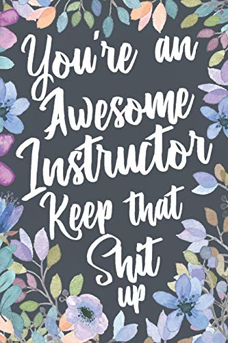You're An Awesome...
