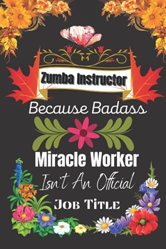 Zumba Instructor Gifts:...
