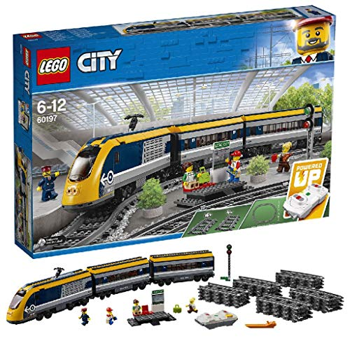 LEGO City - Le train de...